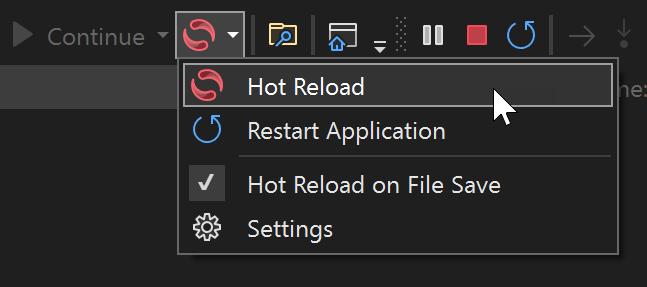 hot reload